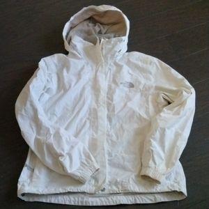 Women's North Face lightweight jacket.size XS.